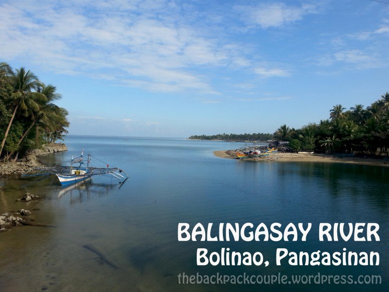 Balingasay River, one of Philippines' cleanest body of water