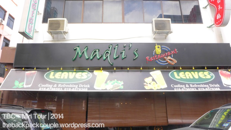 Madli's Restaurant was our definite favorite.
