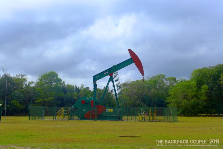 Pumpjacks are also affectionately referred to as