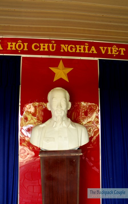 Uncle Ho, the revolutionary father of Viet Nam